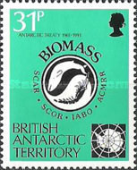 [The 30th Anniversary of the Antarctic Treaty, Typ FW]