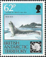 [The 30th Anniversary of the Antarctic Treaty, Typ FX]