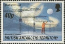 [The 24th Anniversary of the Conference for the International Scientific Committee for Antarctic Research - Cambridge, England, type ID]