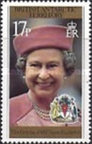 [The 70th Anniversary of the Birth of Queen Elizabeth II, Typ IO]