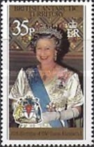 [The 70th Anniversary of the Birth of Queen Elizabeth II, Typ IP]