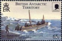 [Antarctic Expedition of Ernest Shackleton, British Polar Explorer, Typ LO]