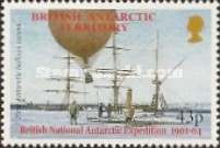 [History of Antarctic Research - British Antarctic Expedition 1901-1904, Typ MM]