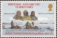 [History of Antarctic Research - British Antarctic Expedition 1901-1904, Typ MO]