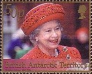 [The 50th Anniversary of the Accession of Queen Elizabeth II, Typ MU]