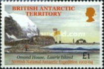 [History of Antarctic Research - Scottish National Antarctic Expedition 1902-1904, Typ NM]