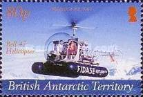 [The 50th Anniversary of the FIDASE Expedition, Typ PU]
