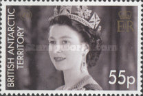 [The 80th Anniversary of the Birth of Queen Elizabeth II, Typ QJ]