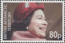 [The 80th Anniversary of the Birth of Queen Elizabeth II, Typ QK]