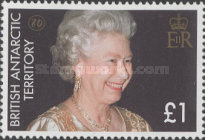 [The 80th Anniversary of the Birth of Queen Elizabeth II, Typ QL]