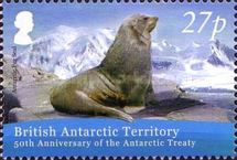 [The 50th Anniversary of the Antarctic Treaty, Typ TF]