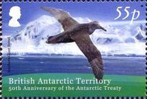[The 50th Anniversary of the Antarctic Treaty, Typ TH]