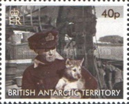 [The 75th Anniversary of the British Graham Land Expedition of 1934-1937, Typ WE]