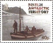 [The 75th Anniversary of the British Graham Land Expedition of 1934-1937, Typ WF]
