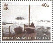 [The 75th Anniversary of the British Graham Land Expedition of 1934-1937, Typ WG]