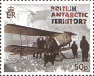 [The 75th Anniversary of the British Graham Land Expedition of 1934-1937, Typ WH]