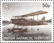 [The 75th Anniversary of the British Graham Land Expedition of 1934-1937, Typ WI]