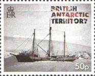 [The 75th Anniversary of the British Graham Land Expedition of 1934-1937, Typ WJ]