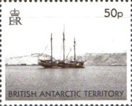 [The 75th Anniversary of the British Graham Land Expedition of 1934-1937, Typ WK]
