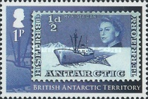 [The 50th Anniversary of British Antarctic Territory Stamps - Antarctic Research, Typ XF]