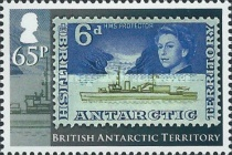 [The 50th Anniversary of British Antarctic Territory Stamps - Antarctic Research, Typ XM]
