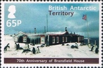 [The 70th Anniversary of the Bransfield House, Typ YJ]