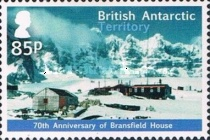 [The 70th Anniversary of the Bransfield House, Typ YL]