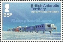 [Halley IV Research Station, Typ YP]