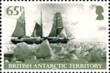 [The 100th Anniversary of the Imperial Trans-Antarctic Expedition, Typ ZA]