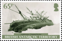 [The 100th Anniversary of the Imperial Trans-Antarctic Expedition, Typ ZB]
