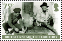 [The 100th Anniversary of the Imperial Trans-Antarctic Expedition, Typ ZD]