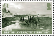 [The 100th Anniversary of the Imperial Trans-Antarctic Expedition, Typ ZF]