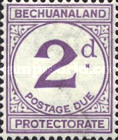 [Numeral Stamps, Typ B2]