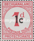 [Numeral Stamp - Surcharged New Value, type B3]