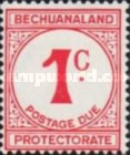 [Numeral Stamps, type B8]