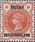 [Great Britain No.86 Overprinted