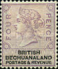 [Not Issued Great Britain Stamps, type C3]