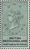 [Not Issues Great Britain Stamps, type D]