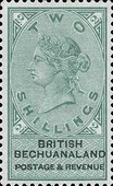 [Not Issues Great Britain Stamps, type D1]