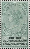 [Not Issues Great Britain Stamps, type D2]