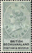 [Not Issues Great Britain Stamps, type D4]
