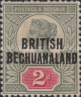 [Great Britain Postage Stamps Overprinted, Typ R]