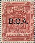 "[South Africa Company Stamps Overprinted ""B.C.A."", type B1]"