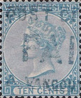[Queen Victoria - Vancouver Island Issue, Typ D]
