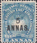 [No.14 & 16 Surcharged, type E]