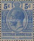 [Definitive Issue: King George V, type Q3]