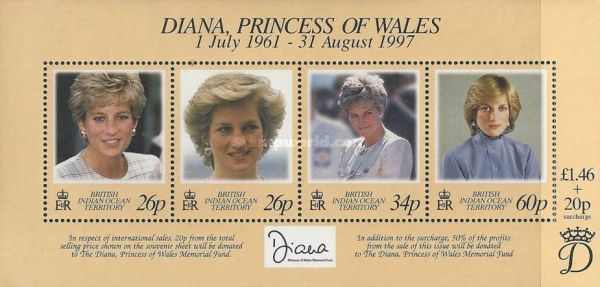 [The Death of Princess Diana, type ]