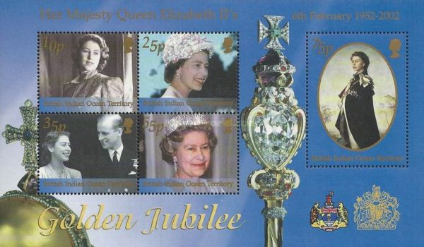 [The 50th Anniversary of the Reign of Queen Elizabeth II, Typ ]