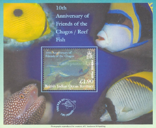 [Reef Fish - The 10th Anniversary of Friends of the Chagos, Typ ]