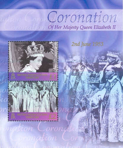 [Queen Elizabeth II - The 50th Anniversary of Coronation, Typ ]